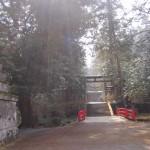森林浴と登山が楽しめる郊外の荘厳な神社は金鑚神社。埼玉県児玉郡神川町にある