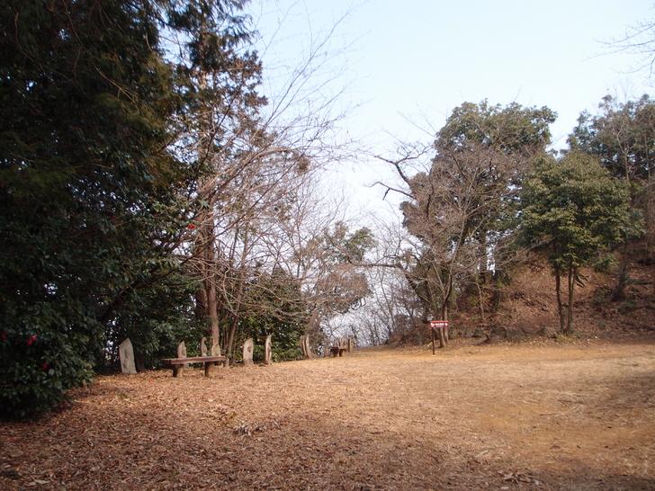 金鑚神社展望台