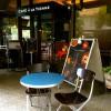 【絶滅危惧喫茶】日比谷ニッセイビル1階カフェアラティエンヌは喫煙者を優遇するカフェと見たなぜ全面禁煙にしない?