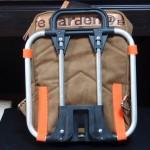 【完成写真追加】ブロンプトン風に自転車バッグを付けたいという欲望を叶えるまでの手順
