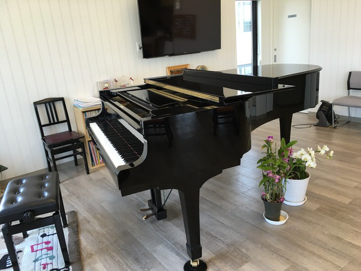 佐野市piano cafe musik