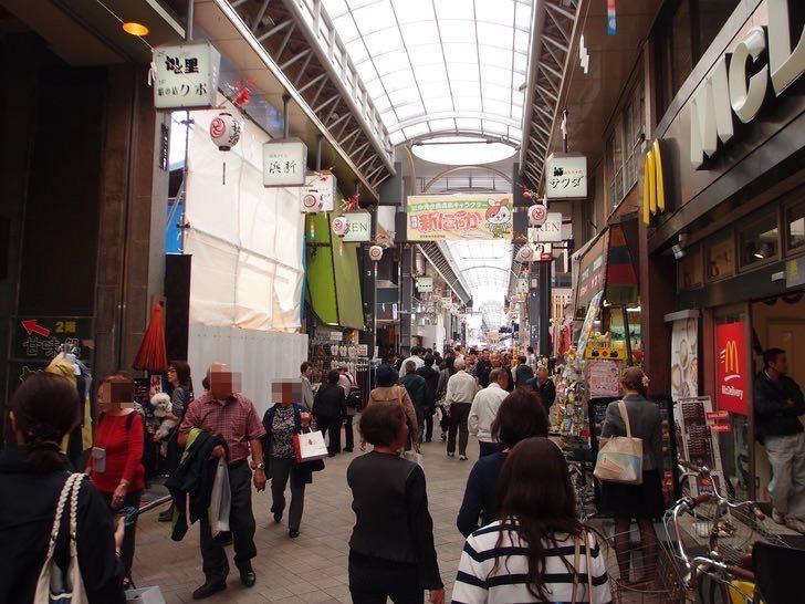 浅草商店街