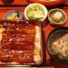浅草の魚菜みつ橋でうな重