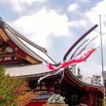【西の京都、東の浅草】休日に限らないのかもしれないが浅草は外国人が多いということですっかり国際都市だなあと感じる