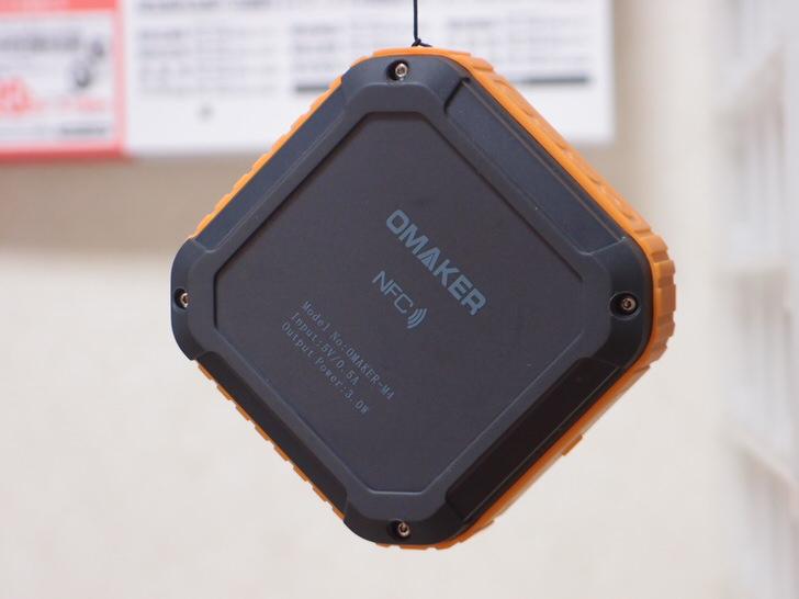 防水Bluetoothスピーカー