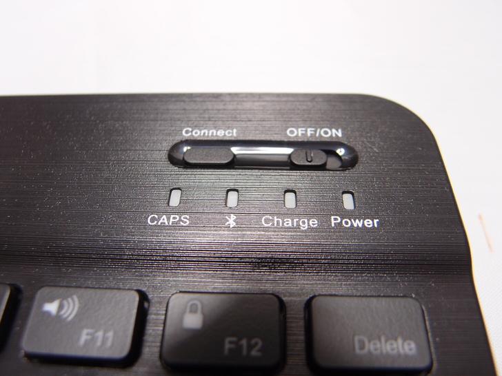IC-BK04 Bluetooth3.0 ワイヤレスキーボード