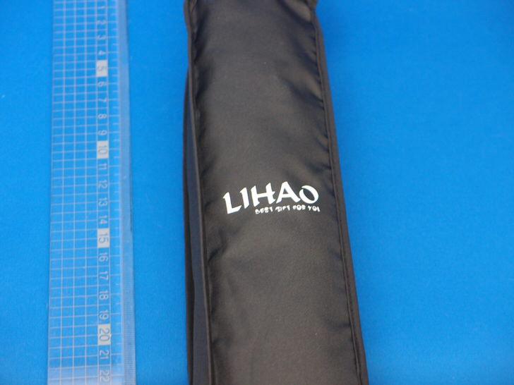 LIHAO 自動開閉折り畳み傘 ワンタッチ自動開閉 撥水性