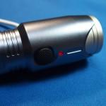 自転車に取り付ける強力ブーストモード付きLED懐中電灯USB充電タイプGENTOS NEX-975R自腹購入