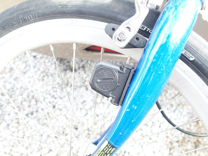 サイクルコンピューター多機能走行距離計バックライト防水可能