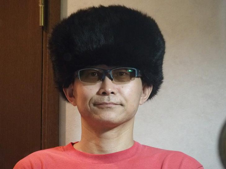 ウシャンカ帽