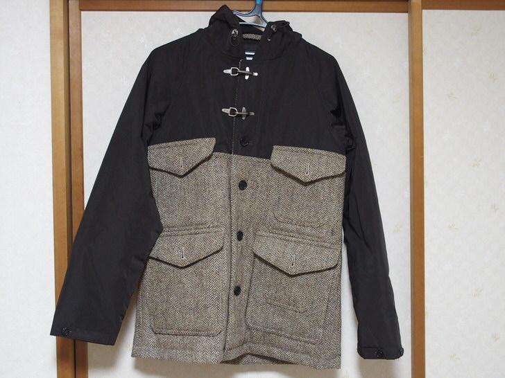 軽井沢アウトレットで買ったコート