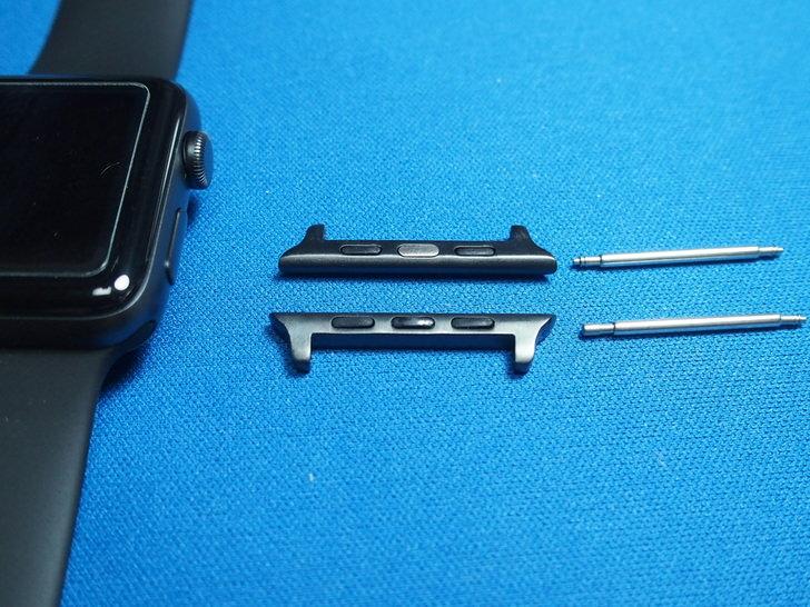 eBayで買ったAppleWatch用コネクター