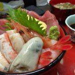金沢近江町市場の海鮮丼屋「こてつ」狭いけど冬の味覚丼が極旨でびっくりした話