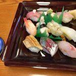 金沢駅港口徒歩10分葵寿し。単品に値段ついてない高級店だけど印象は食べログ通りw