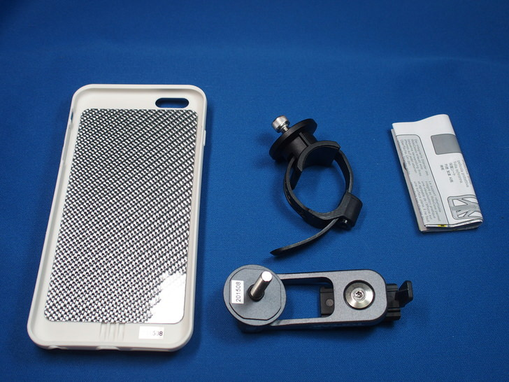 TOPEAKライドケースiPhone6plus用