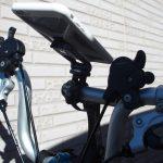 自転車のハンドルにiPhoneを付けたければTOPEAKライドケースがやはりベストだiPhone6Plus用購入
