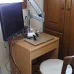リビングから立ち退きを命じられたのでニトリで家具買って書斎を作ってSOHOっぽくしてみた