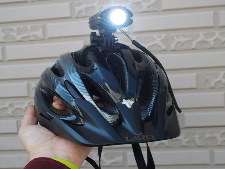 UASB充電式自転車用ライトテールランプスポークライト付き