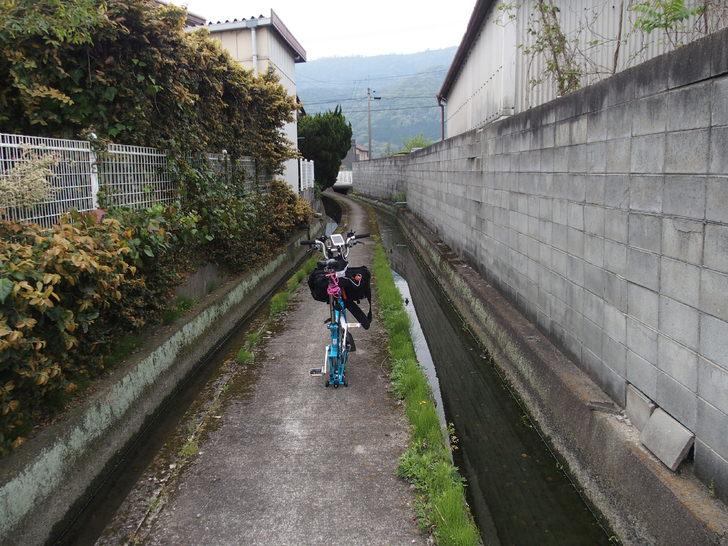 香川県の歩道