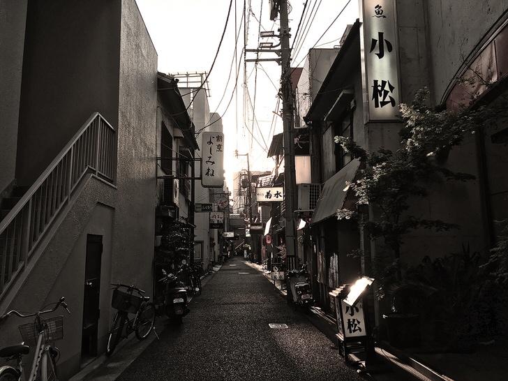 高松市の飲み屋街