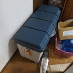 大型ゴミ箱にキャスター取り付けて移動楽にしたが市場には既に同じものがあるというだけの話