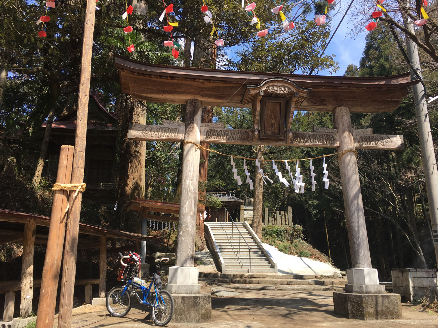 寄居町姥宮神社