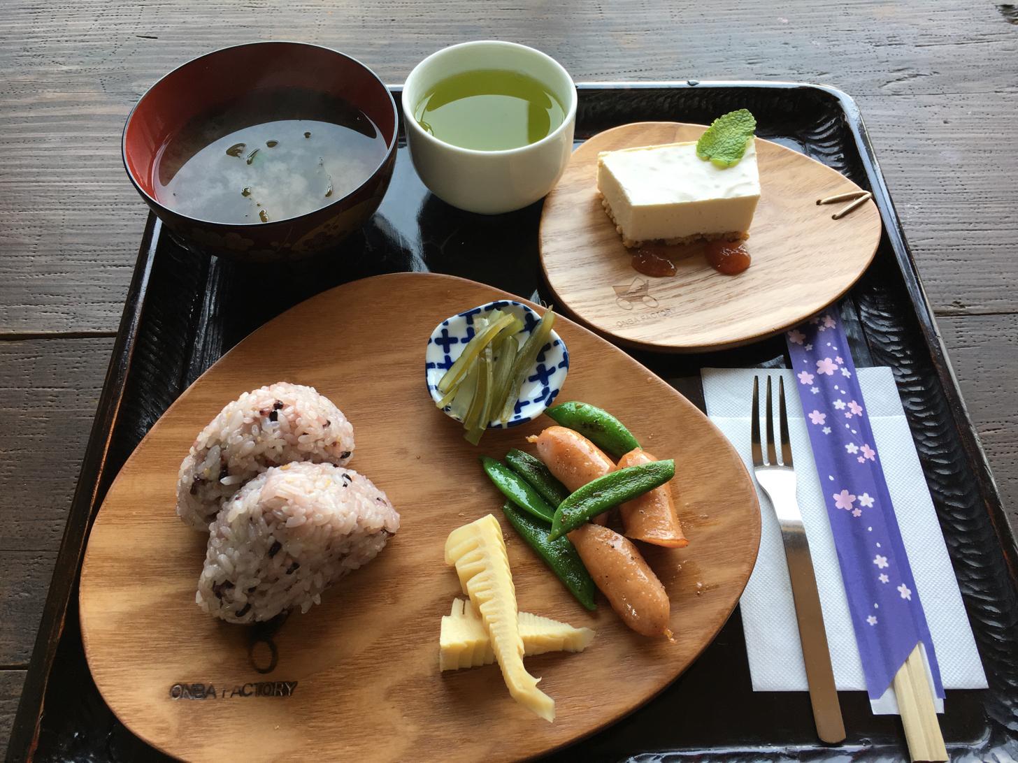 男木島カフェ