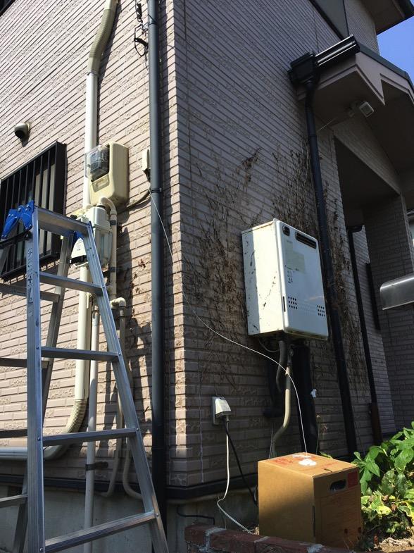 光回線の屋内工事