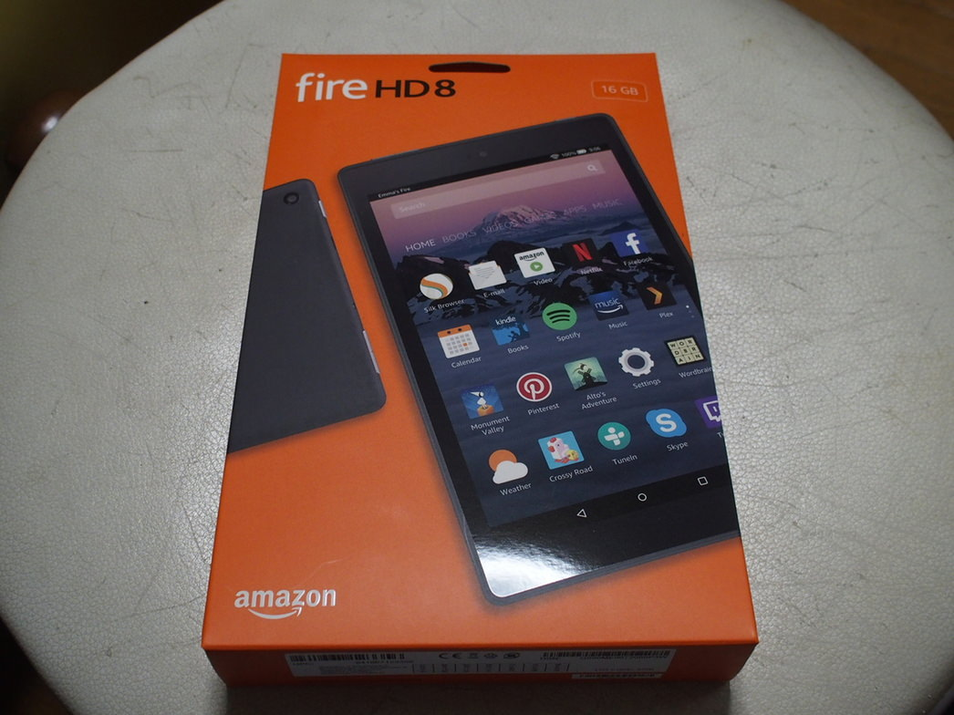 AmazonFireHD8