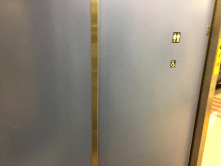 JR高崎線のトイレいつのまにこんなに広くて快適になってた