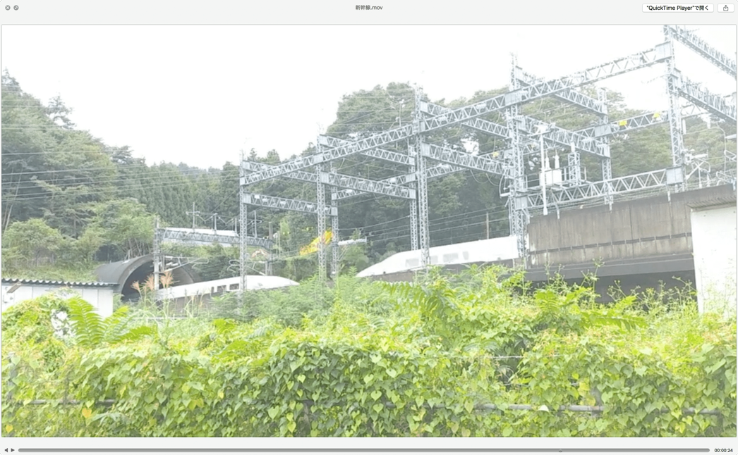 上越新幹線榛名トンネル
