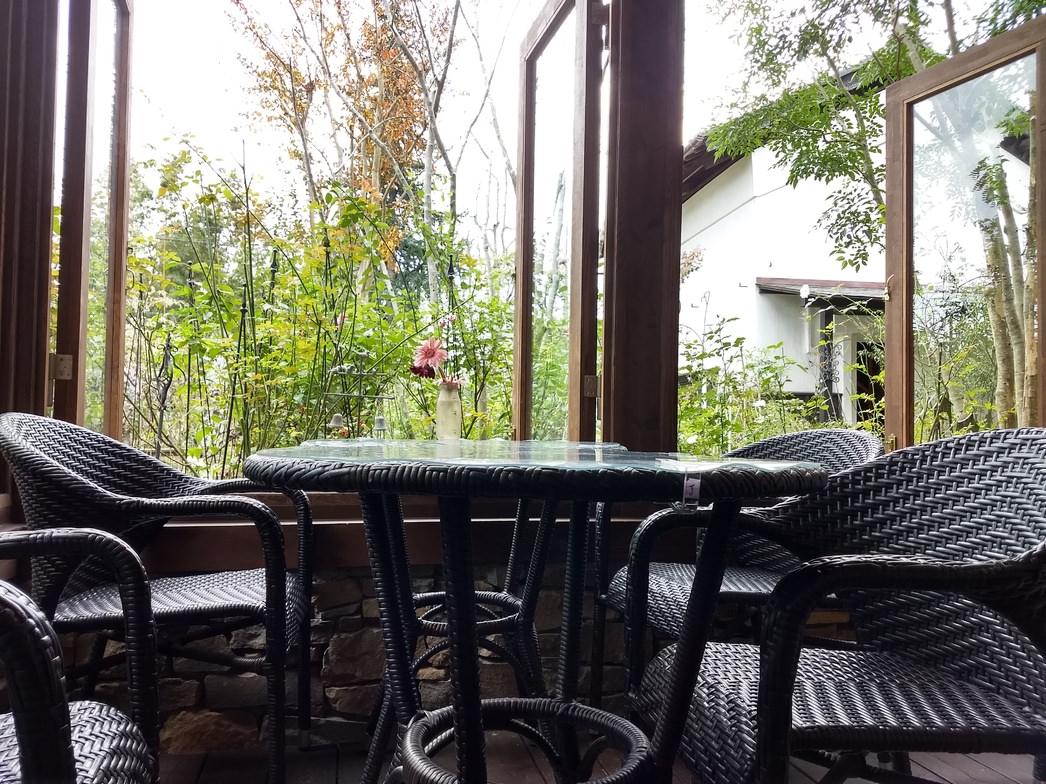 鶴ヶ島カフェグリーンフィンガー