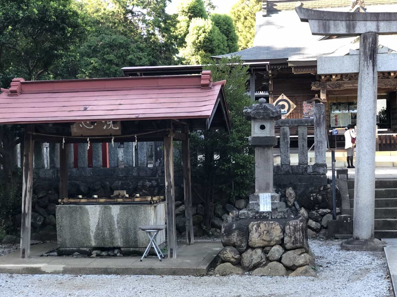 出雲伊波比神社