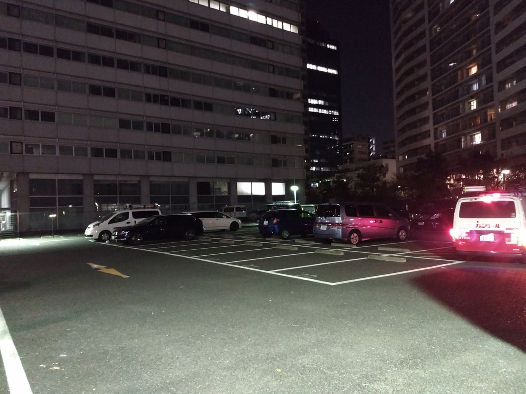 ミスターP芝浦第一駐車場