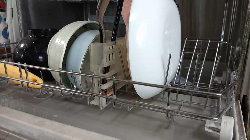 食洗機の箸立て修繕