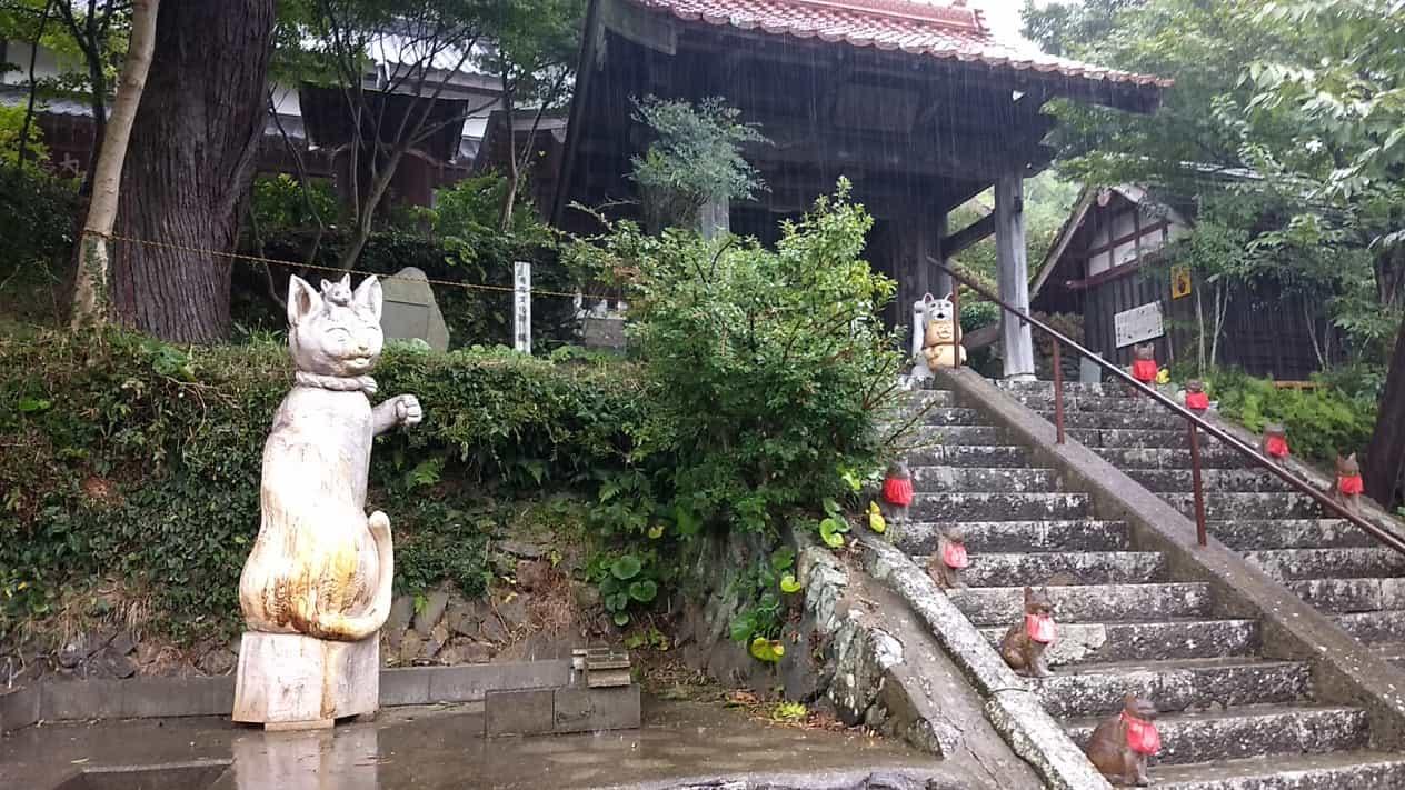 雲林寺(猫寺)