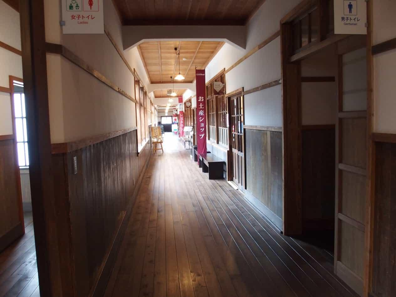 旧藩校明倫館と萩・明倫学舎
