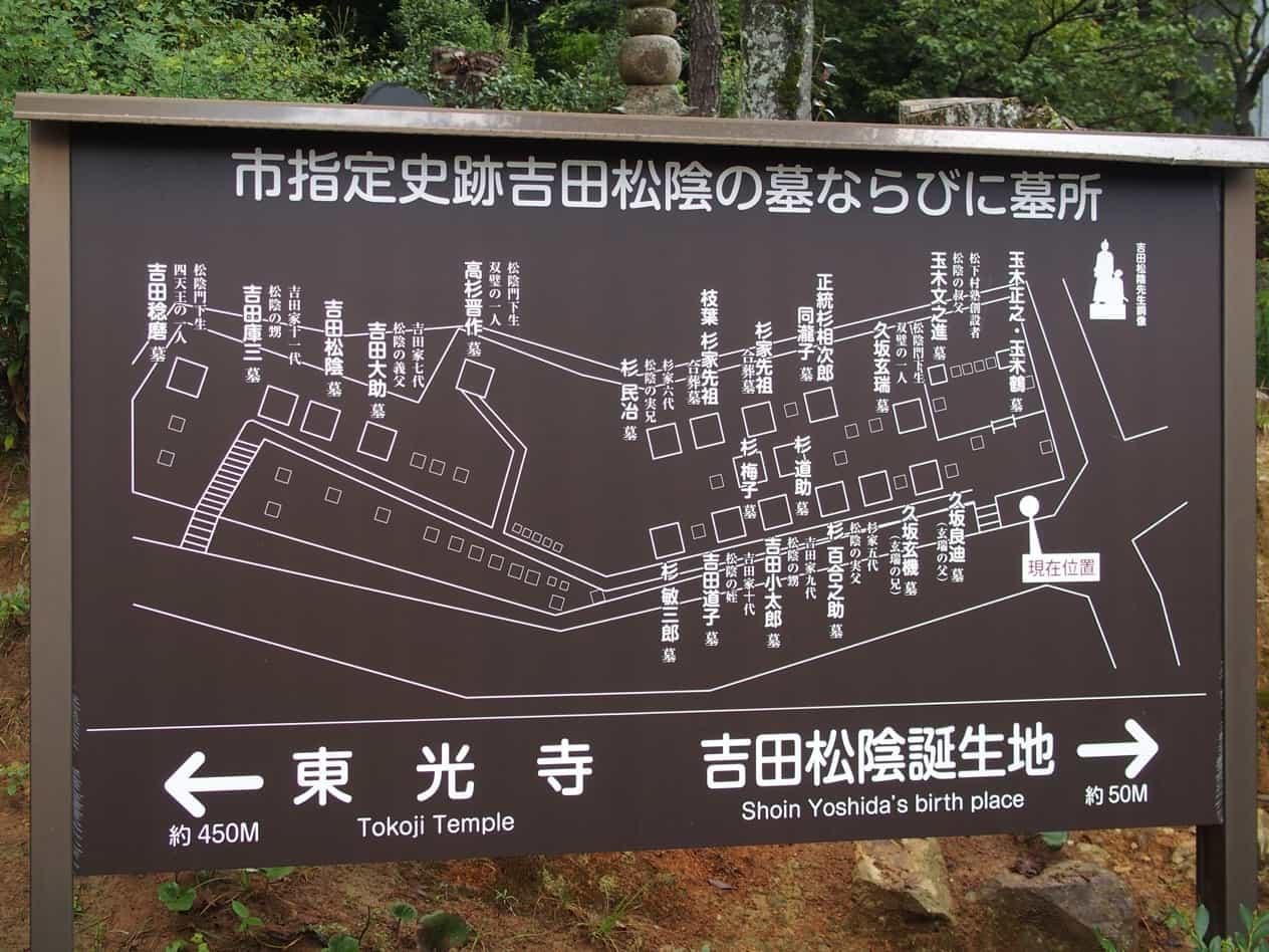 吉田松陰関連施設