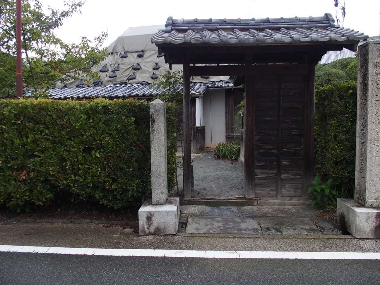 伊藤博文本当の旧宅