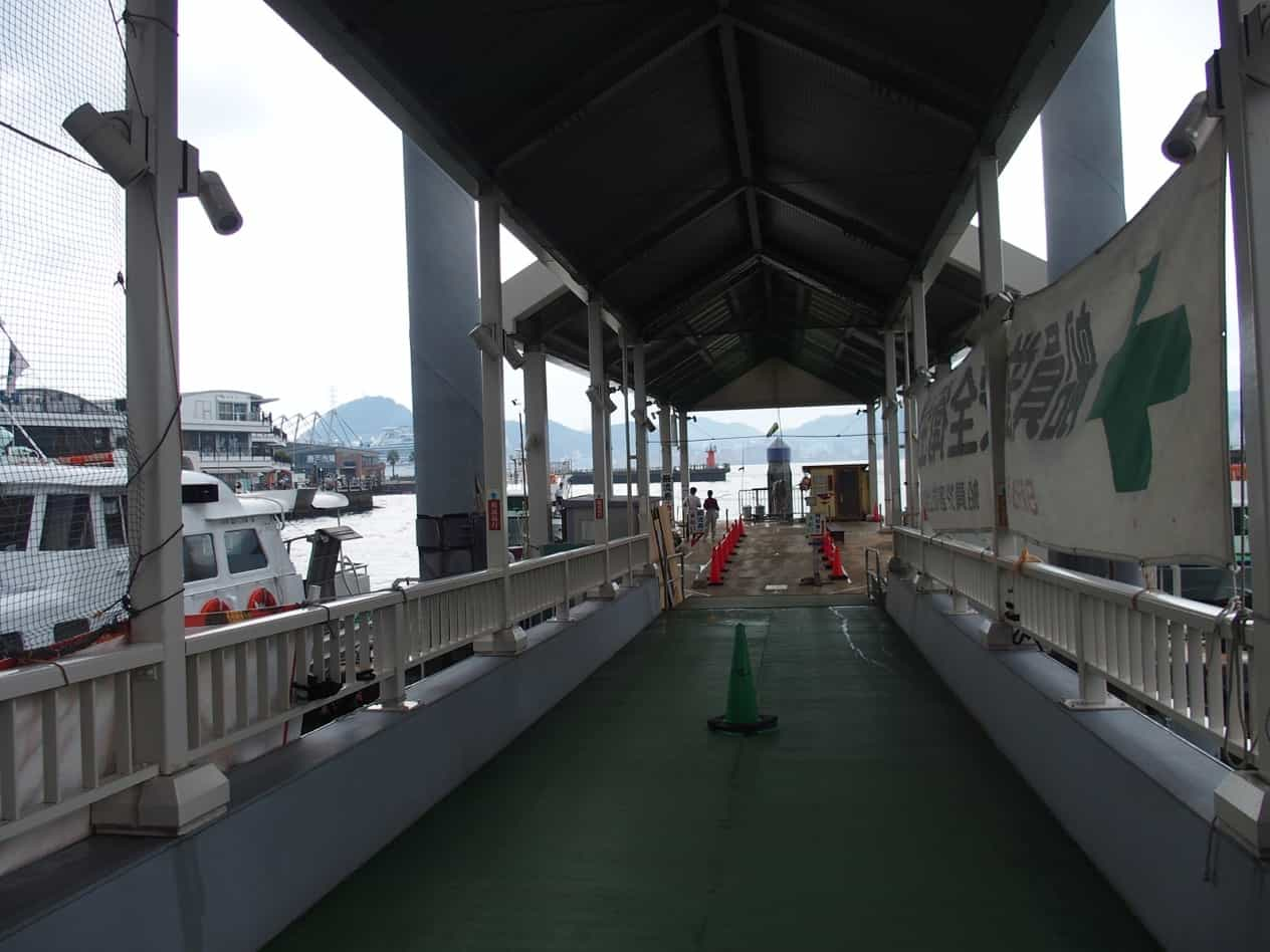 唐戸ターミナル