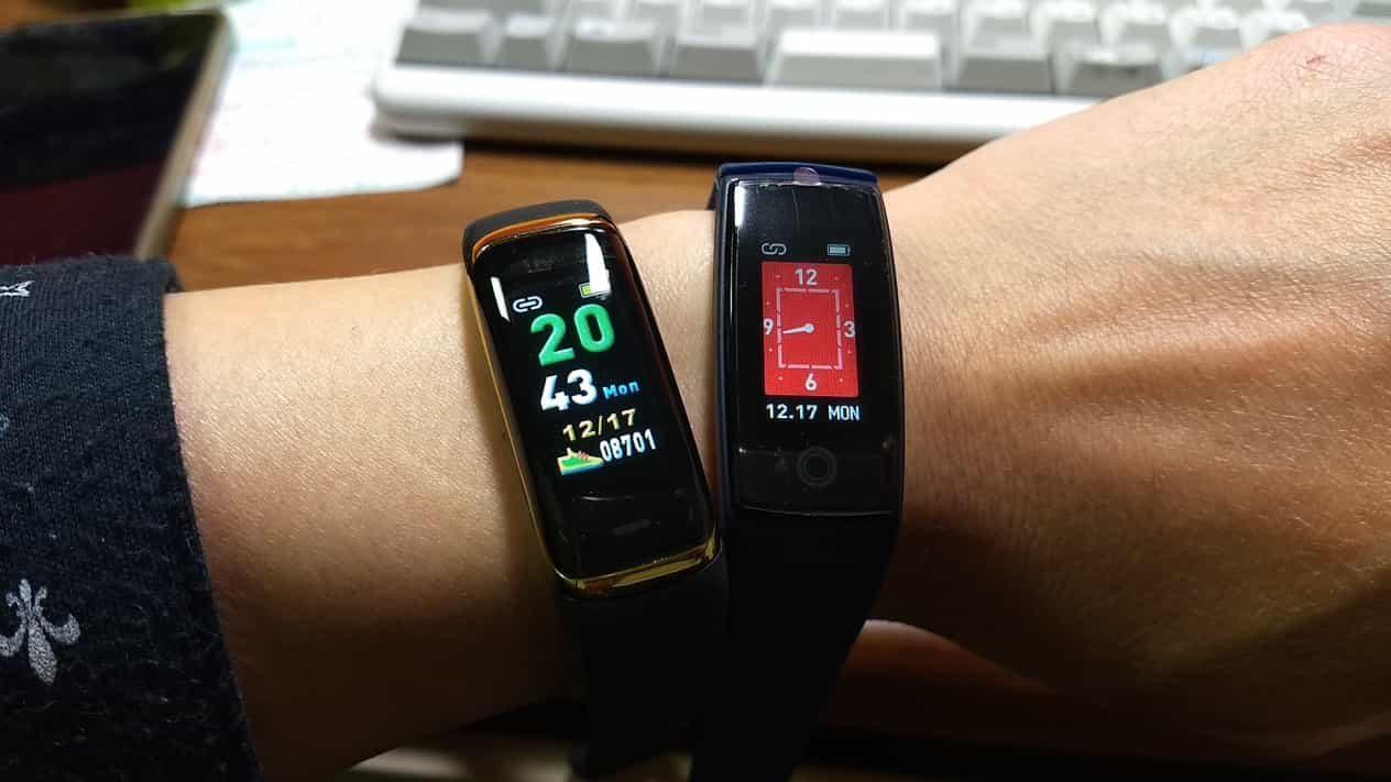 血圧も測れるスマートウォッチ