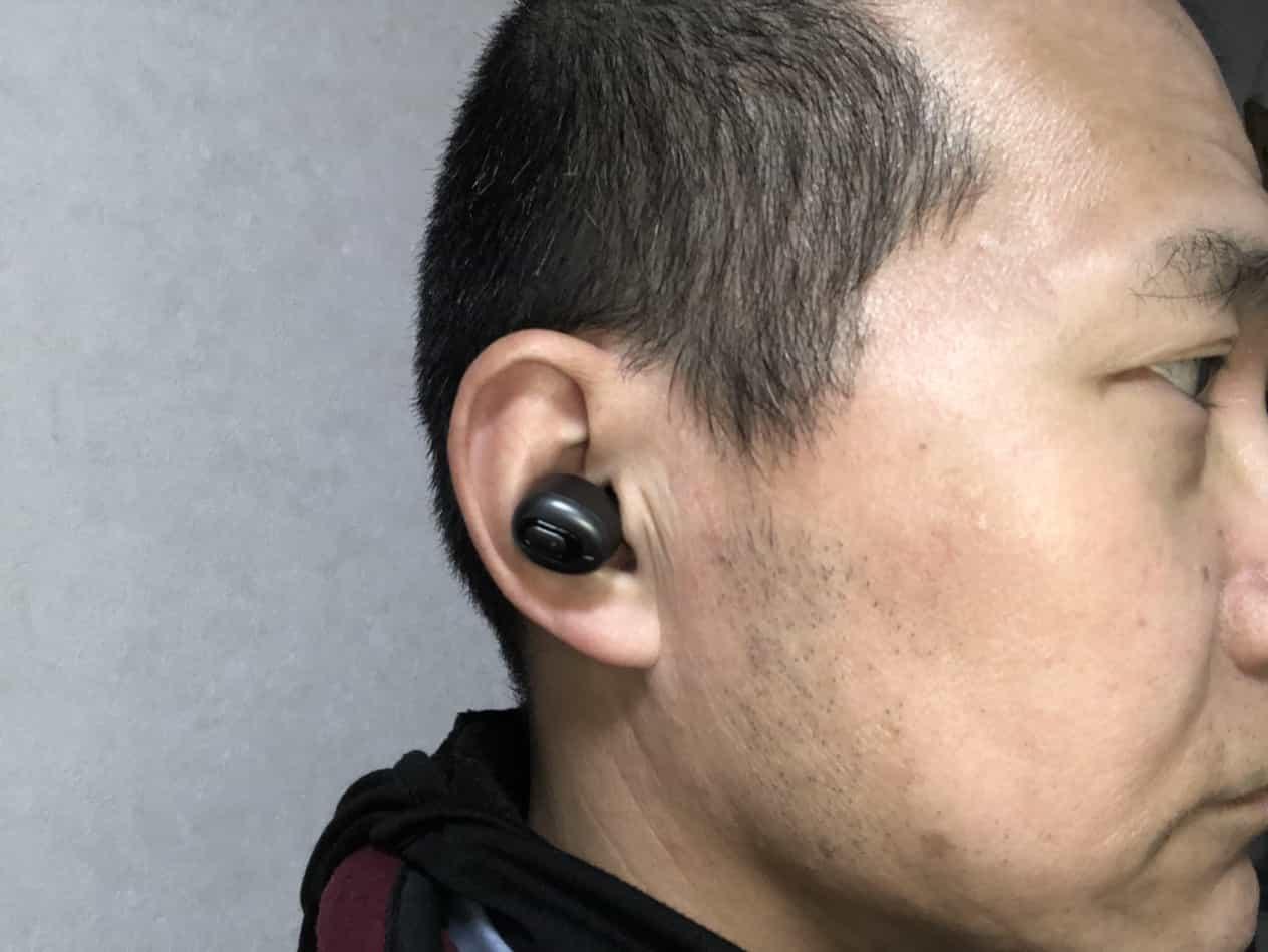 Bluetooth両耳独立イヤホン
