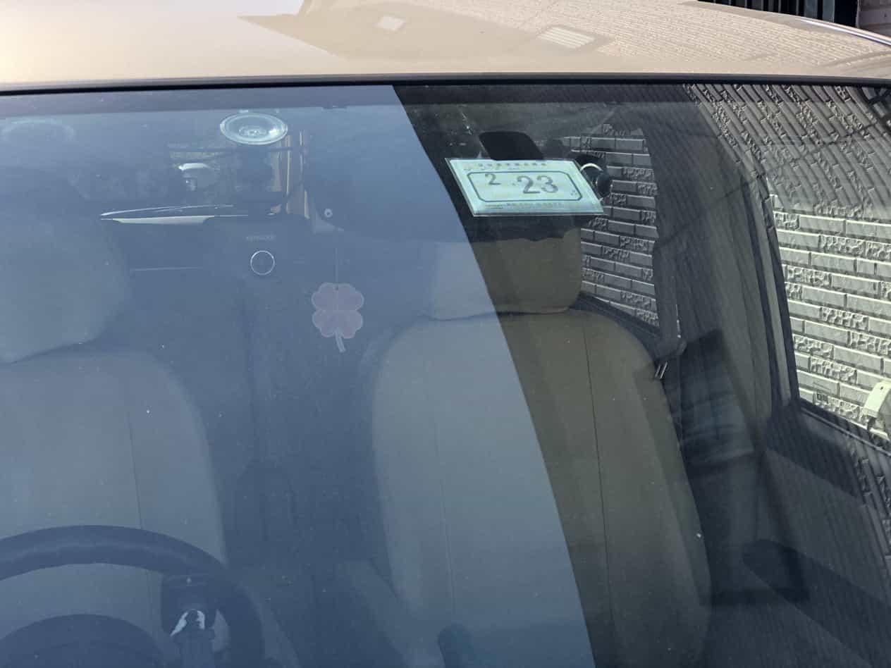 ステップワゴン満11年の車検通す