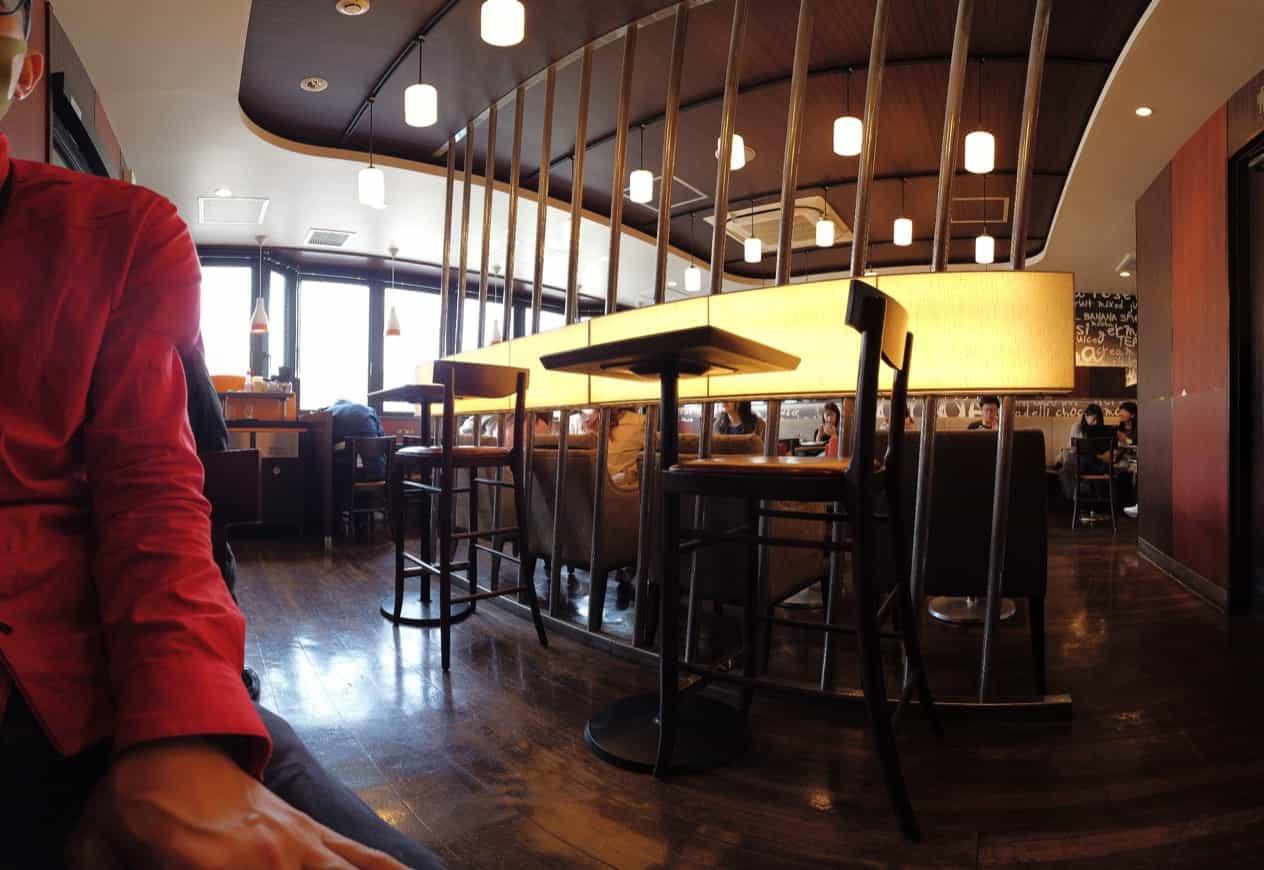 PIER'S CAFE大宮店