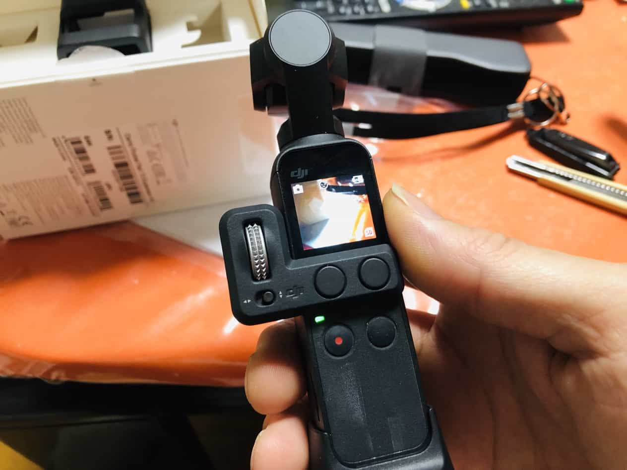 DJI OSMO POCKET拡張キット