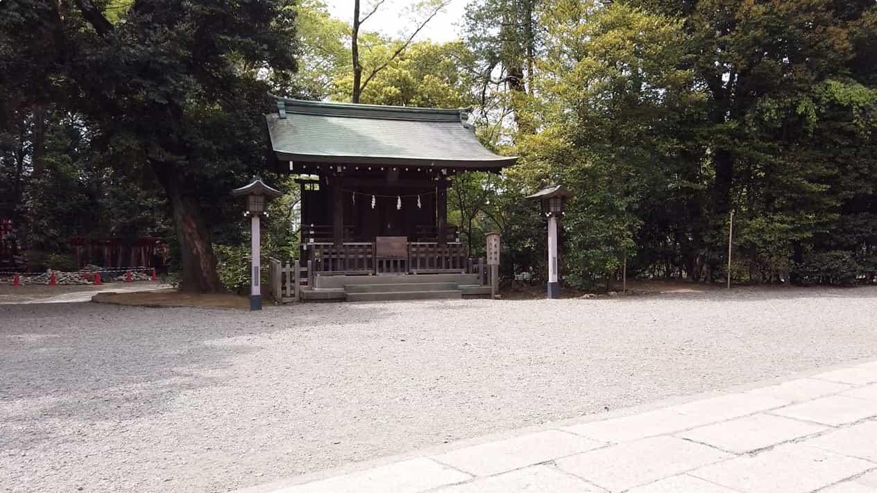 武蔵一宮氷川神社松尾神社