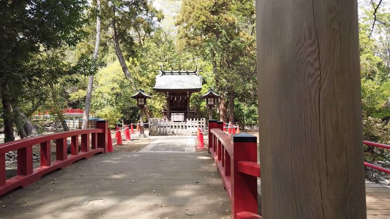 武蔵一宮氷川神社宗像神社