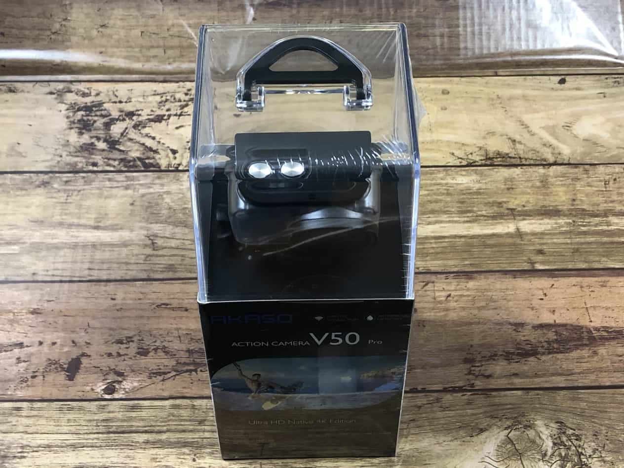 AKASO V50 Pro アクションカメラ
