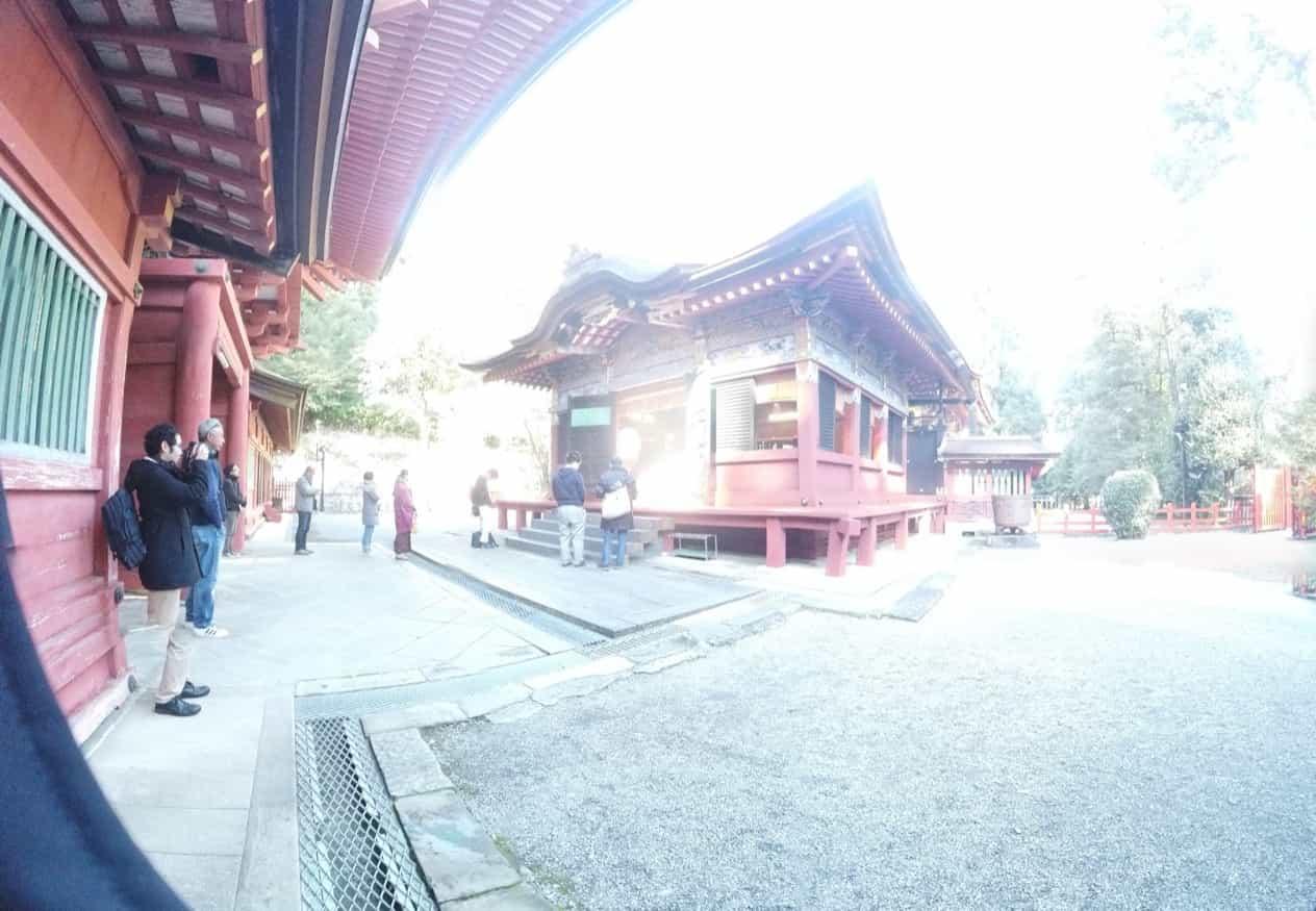 貫前神社の太占