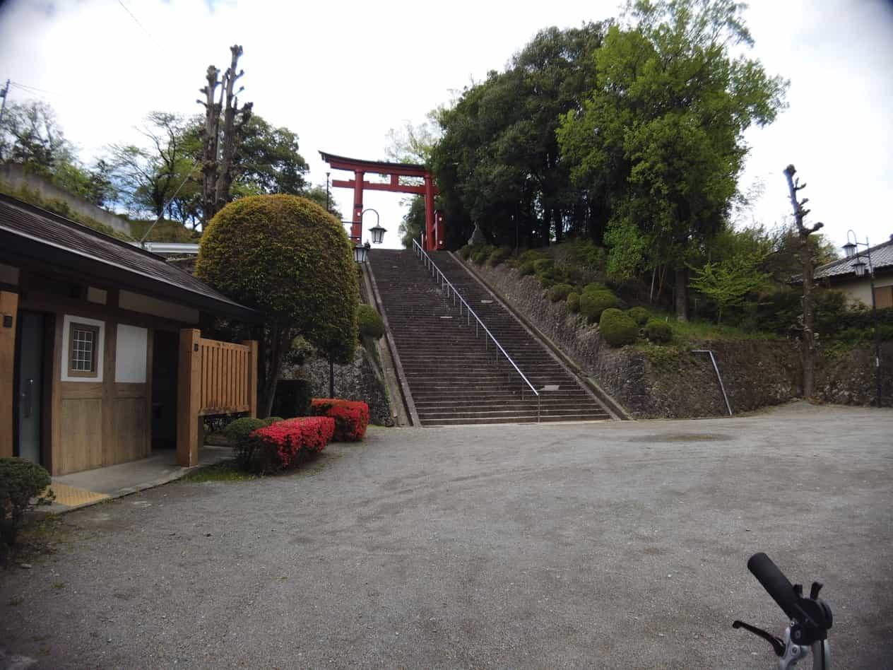 上野国一之宮貫前神社一之鳥居